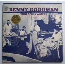 Goodman Benny - Trio And Quartet In Concert 1937-1938