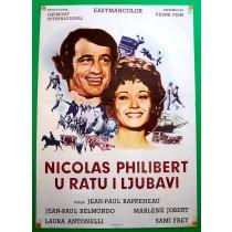 Nicolas Philibert U Ratu I Ljubavi