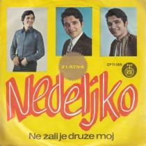 Bilkic Nediljko - Ne Zali Je Druze Moj/kuda Vodis Stazo Moja/amanet Mi Babo Ostavio/okiceni Svatovi