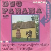 Duo Panama - Milka Jukic Nikica Mohenski - Na Grobu Mom Cvijece Place/vracam Ti S Emajko