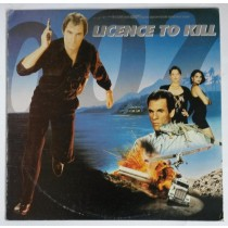 Various Artists - Licence To Kill - James Bond 007 Michael Kamen Gladys Knight Ivory Tim Feehan Etc