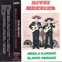 Karović Nikola Slavko Perović - Divni Meksiko