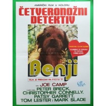 Benji - Četveronožni Detektiv