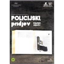 Policijski Pridjev - Corneliu Porumboiu
