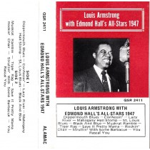 Armstrong Louis - With Edmond Halls All-Stars 1947