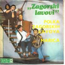 Ansambl Zagorski Lavovi - Polka Zagorskih Lavova/marica
