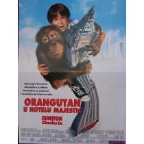Orangutan U Hotelu Majestic