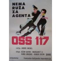 Oss 117 - Nema Ruža Za Agenta