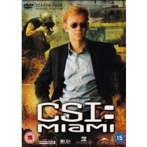 Csi Miami - Season Four Episodes 13-25 - David Caruso