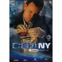 Csi New York - Druga Sezona - Epizode 17-24 - Gary Sinise