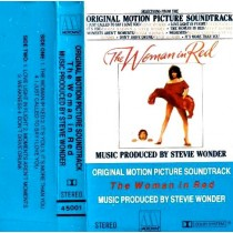 Wonder Stevie Dionne Warwick - Woman In Red - Original Motion Picture Soundtrack