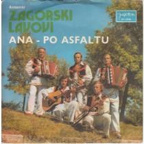 Ansambl Zagorski Lavovi - Ana/po Asfaltu