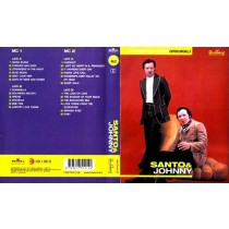 Santo Johnny - I Grandi Successi Originali - Dupla Kazeta