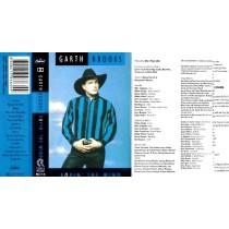 Brooks Garth - Ropin The Wind