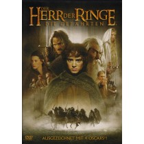 Herr Der Ringe - The Lord Of The Rings The Fellowship Of The Rings - Nema Hrvatski Title - Viggo Mortensen