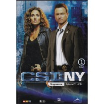 Csi New York - Druga Sezona - Epizode 1-8 - Gary Sinise