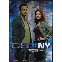 Csi New York - Druga Sezona - Epizode 9-16 - Gary Sinise