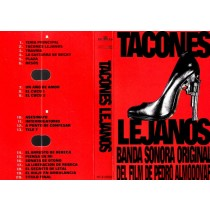 Sakamoto Ryuichi - Tacones Lejanos - Banda Sonors Original Del Film De Pedro Almodovar