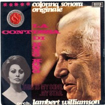 Williamson Lambert - This Is My Song/my Star-La Contessa Di Hong Kong Soundtrack