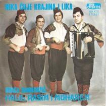 Braca Samardzic - Halil Rasim I Muharem - Neka Cuje Krajina I Lika/u Maloj Splitskoj Kafani