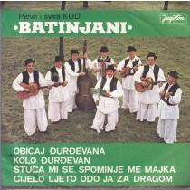 Kud Batinjani - Obicaj Djurdjevdana/kolo Djurdjevdan/stuca Mi Se Spominje Me Majka/cijelo Ljeto Odo Ja Za Dragom