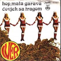 Iver - Hop Mala Garava/covjek Sa Tragom