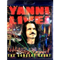 Yanni - The Concert Event - Blu-Ray Disc - Yanni