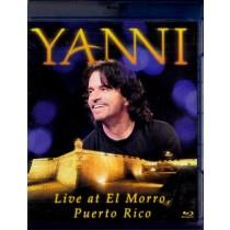 Yanni - Live At El Morro Puerto Rico - Blu-Ray Disc - Yanni
