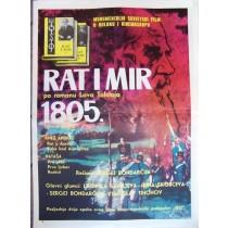 Rat I Mir 1805
