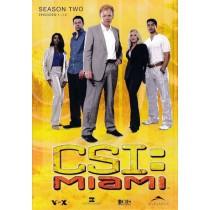 Csi Miami - Season Two Episodes 1-12 - David Caruso
