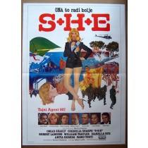 S+H+E - Tajni Agent 007