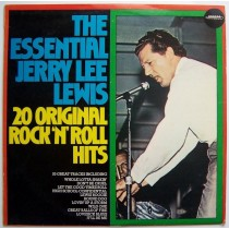 Lewis Jerry Lee - Essential - 20 Original Rock n Roll Hits