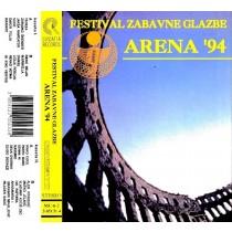 Various Artists - Arena 1994 - Festival Zabavne Glazbe - Dupla Kazeta