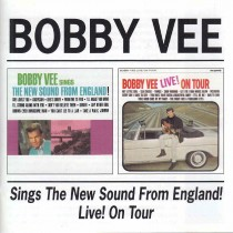 Vee Bobby - Sings The New Sound From England/live On Tour