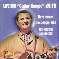 Smith Arthur guitar Boogie - Here Comes The Boogie Man