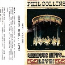 Collins Phil - Serious Hitslive