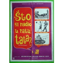Što Si Radio U Ratu Tata