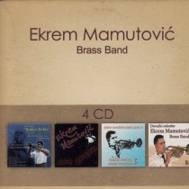 Ekrem Mamutović Brass Band - 4 Album Collection