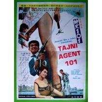 Tajni Agent 101