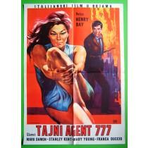 Tajni Agent 777