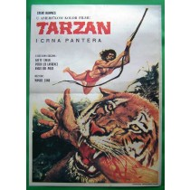 Tarzan I Crna Pantera