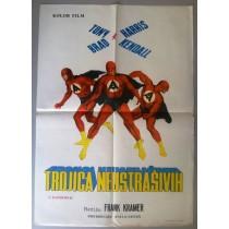 Trojica Neustrašivih - Supermen