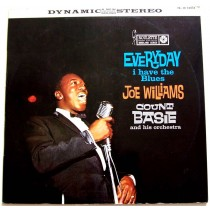 Basie Count Joe Williams - Everyday I Have The Blues