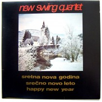 New Swing Quartet - Sretna Nova Godina - Srecno Novo Leto - Happy New Year