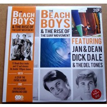 Beach Boys/jan Dean/dick Dale The Del Tones - Beach Boys The Rise Of The Surf Movement