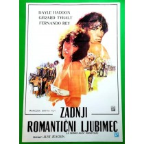 Zadnji Romantični Ljubimec - 3 Inserts