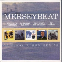 Various Artists - Merseybeat - Original Album Series Fourmost Gerry Pacemakers
