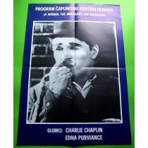Program Čaplinovih Kratkih Filmova