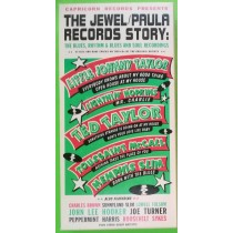 Various Artists - Jewel/paula Records Story The Blues Rhythm Blues And Soul Recordings - 2 Cd Box Set + Booklet