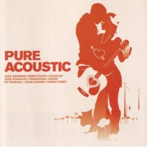 Various Artists James Blunt Coldplay Radiohead Blur - Pure Accoustic
